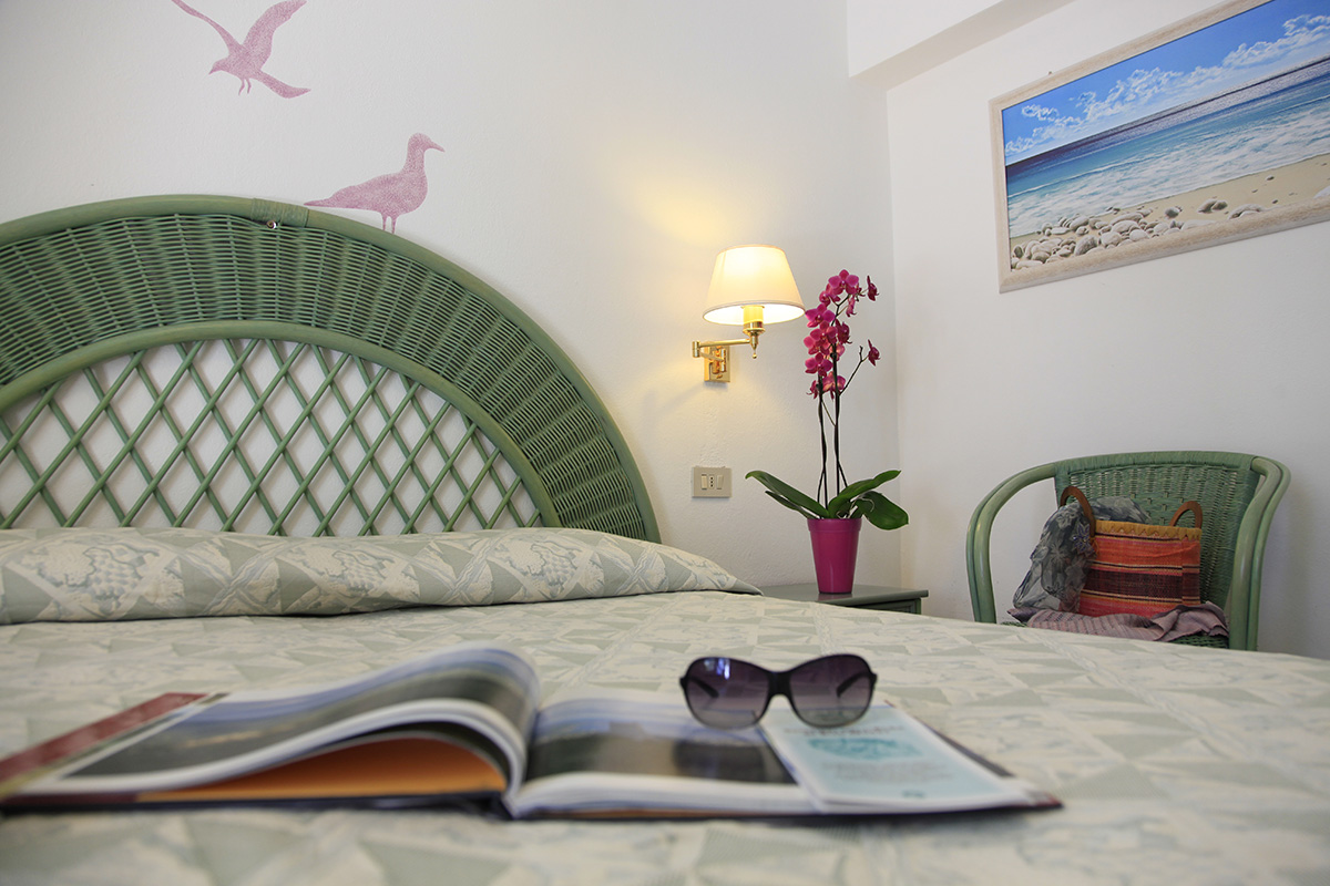 Camere Hotel Montemerlo