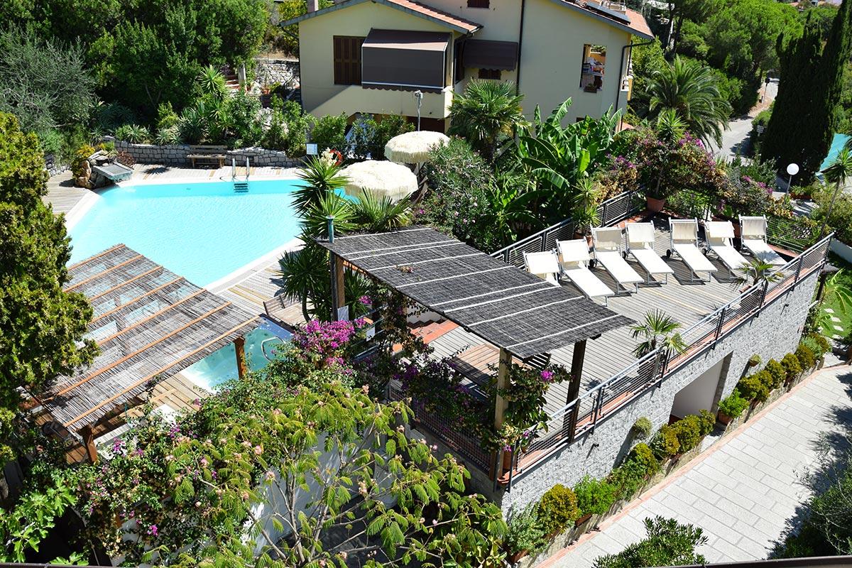 Benessere Hotel Montemerlo
