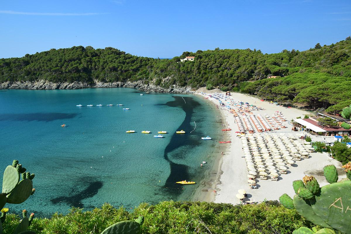 Fetovaia Isola d'Elba